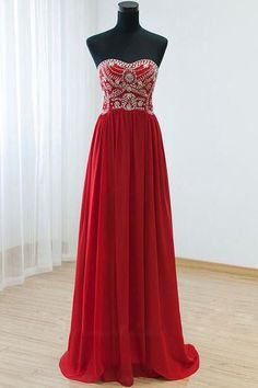 AHP268 Newest Empire Waist Red Backless Sexy Long Prom Evening Dresses 2017