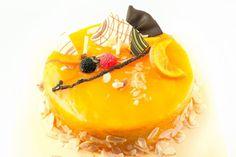Pomaran�ov� torta