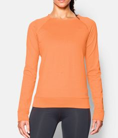 Shop Under Armour for Women's UA ColdGear® Cozy Novelty Zip Crew in our Womens Tops department.  Free shipping is available in US.