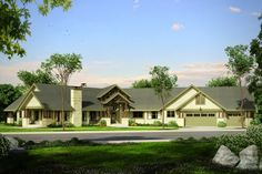 Plan #124-1014 - Houseplans.com