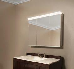 SIDLER Priolo Bathroom Medicine Cabinet   Royal Bath Place