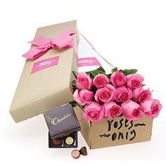 Roses Ecoya Candle Gift Box For Mum Australia Mothersday Roses