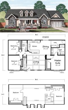 1000 images about cape cod plans on pinterest floor for Cape cod house plans open floor plan