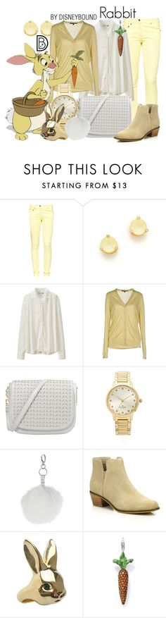 """""""Rabbit"""" by leslieakay ❤ liked on Polyvore featuring Great Plains, Kate Spade, Uniqlo, Gucci, Miss Selfridge, Cole Haan, Lazy Oaf, Thomas Sabo, women's clothing and women"""