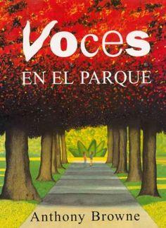 +6 Voces en el parque. Anthony Browne