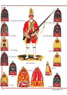 British Army Uniform, British Uniforms, Imperial Walker, English Army, Marine Commandos, Frederick The Great, British Armed Forces, Seven Years' War, Military Modelling