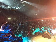 Do show desta noite em Buenos Aires!