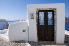 ~ A door to the Aegean ~  by Carlo-it
