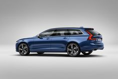 Volvo S90 And V90 Get The R-Design Treatment [42 Images + Video]