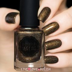 Il était un vernis Drop Dead Gorgeous Nail Polish | Live Love Polish