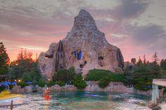 Matterhorn, Disneyland.