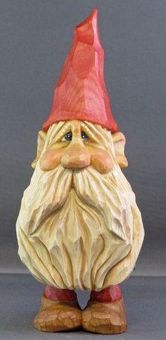 Gnome, ala Liberace - by Stonegate @ LumberJocks.com ~ woodworking community