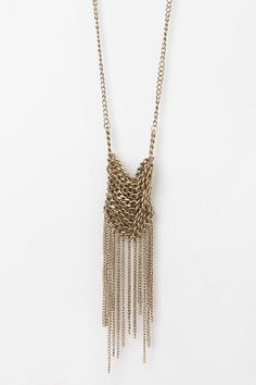 Chain Pouch Necklace #urbanoutfitters
