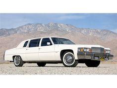 '79 Cadillac Fleetwood Limousine