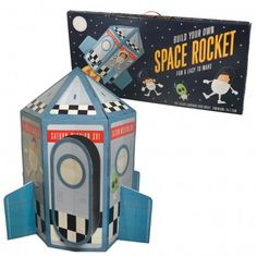 Space Rocket Playhouse