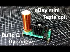 Musical Tesla Coil Kit - YouTube