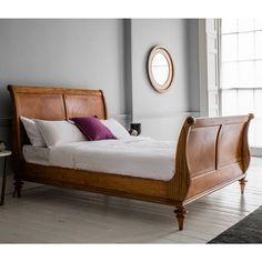 Artigoran High End Sleigh Bed