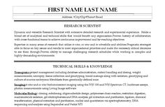 Pit Clerk Sample Resume Resumetemplates101 Resumetemplates On Pinterest