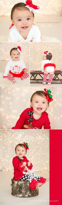 Winter Wonderland Holiday Mini's » Genie Leigh Photography