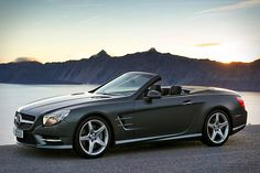 My dream car... I will have it someday.  Well, maybe the SLK at least.  :-)
