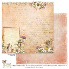 Flower Fairies of Spring With Love FFS-4444