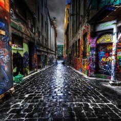 Graffiti by liamschulze