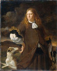 Joan Reynst (1636-95). Heer van Drakenstein en de Vuursche. Kapitein der burgerij te Amsterdam in 1672  Dujardin, Karel    Verv.jaar: 1675