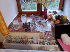 Hotové výtvory čekající na zalití gelem a voskem :)