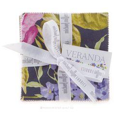 Veranda Charm Pack - Michael Miller Fabrics - Michael Miller