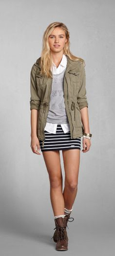 Womens Friday Night Out | Womens Spring Break | Abercrombie.com