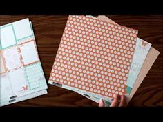 Video of Teresa Collins Vintage Finds Tell Your Story Christmas Cottage Papers