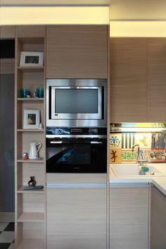 Маленькая кухня с красивым и удобным интерьером — Роскошь и уют