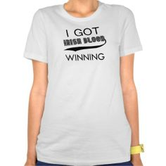 Find more cool Irish Gifts via http://www.AmericasMall.com/shopirish-creative-authentic-irish-gifts #irishgifts #gifts #shopirish Irish Blood Winning GRN T-shirts Yes I can say you are on right site we just collected best shopping store that haveDeals          Irish Blood Winning GRN T-shirts Review on the This website by click the button below...