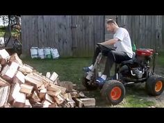 Адаптер КТЗ 2, минитрактор - YouTube>>> See it. Believe it. Do it. Watch thousands of spinal cord injury videos at SPINALpedia.com Truck And Tractor Pull, Tractor Pulling, Hobby Shop, Hobby Farms, Mini Bike, Lawn Mower, Techno, Outdoor Power Equipment, Spinal Cord