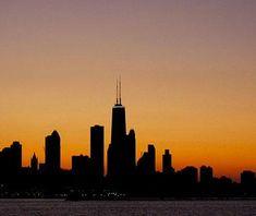 Chicago, Illinois // Beautiful U.S. Skylines