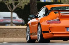 GT3 RS type 997