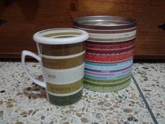 Taza para #CoffeeLovers :)