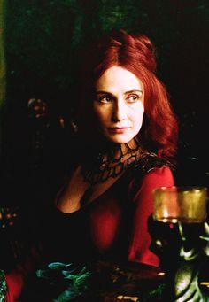 For the night is dark and full of terror.  #Melisandre