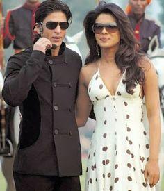 Why Priyanka Chopra and Shahrukh Khan Love is Secret?