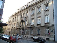 Zeleznicka street detail (Photo by László Takács).