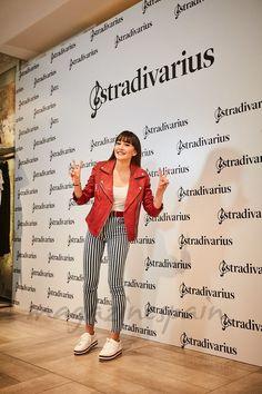 "Aitana, finalista de ""Operación Triunfo 2017"", nueva imagen de Stradivarius Celebrity Outfits, Celebs, Celebrities, Divas, Preppy, Style Me, Instagram, Singer, Model"