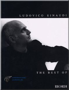 The Best Of Ludovico Einaudi - Klaviernoten