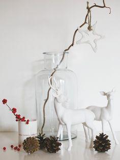 Usos para tarros de cristal en Navidad... A RECICLAR!!! | Decorar tu casa es facilisimo.com