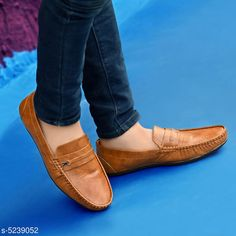 Checkout this latest Sports Shoes Product Name: *Men Loafer Shoes* Sizes:  IND-6, IND-7, IND-8, IND-9, IND-10 Easy Returns Available In Case Of Any Issue   Catalog Rating: ★3.9 (316)  Catalog Name: Unique Trendy Men Shoes CatalogID_776180 C67-SC1235 Code: 264-5239052-947