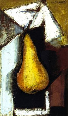 Alfred Henry Maurer - Still Life with Pear