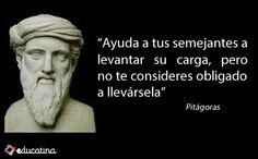 Pitágoras de Samos fue un filósofo y matemático griego considerado el primer…
