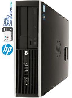 HP Refurbished Desktop Computer PC Windows 10 WiFi 4GB 1TB DVD+RW (FULLY LOADED) #HP #computer