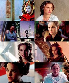 """ I will not condone a course of action that will lead us to war. "" Padme Amidala"