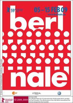 2009. Film Festival Poster, Berlin Film Festival, Cinema, L'oréal Paris, Press Photo, International Film Festival, Picture Wall, Loreal, Festivals