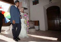 Laurence Boccolini épouse le 31 juillet 2004 Mickaël Fakaïlo, ex Mister Tahiti.